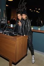 NEW YORK, NEW YORK - NOVEMBER 13: DJs Coco & Breezy attend the BumbleSpot #attheMoxy launch at Moxy NYC Downtown on November 13, 2018 in New York City. (Photo by Monica Schipper/Getty Images for Bumble)