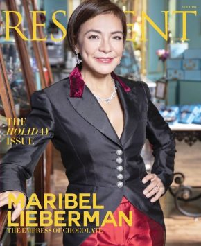 MarieBelle New York & Resident Magazine – December Issue Celebration