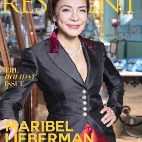 MarieBelle New York & Resident Magazine – December IssueCelebration
