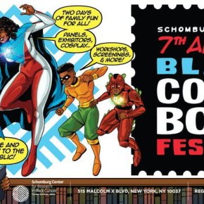7th Annual Black Comic Book Festival