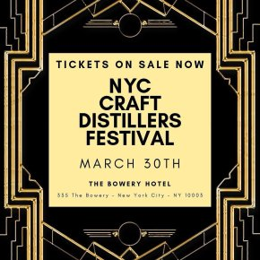 NYC CRAFT DISTILLERS FESTIVAL