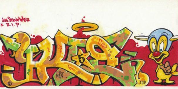 Graffiti skills