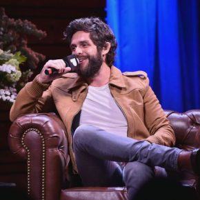 Thomas Rhett Center Point Road Listening Party