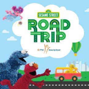 Sesame Street RoadTrip