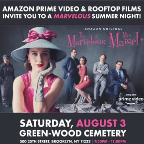 MARVELOUS MRS. MAISEL SUMMER NIGHT