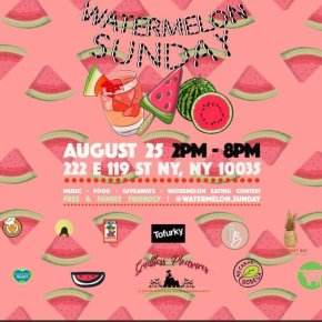 WATERMELON SUNDAY