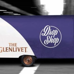 The Glenlivet 14 Year Old Drop Shop Happy Hour