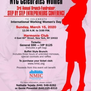NYC CELEBRATES WOMEN BRUNCH FUNDRAISER