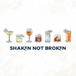 SHAKEN NOT BROKEN