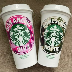 GIVEAWAY TIME – STARBUCKS CUP