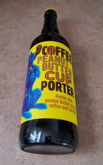 Coffee Peanut Butter Cup Porter
