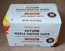 Maple Coffee Cups