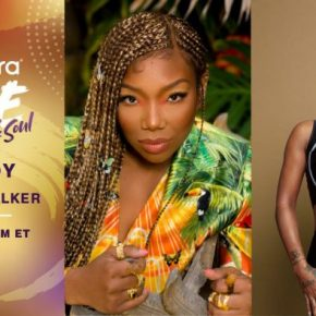 PANDORA LIVE W/BRANDY & SUMMER WALKER