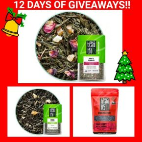 12 DAYS OF GIVEAWAYS – DAY 1