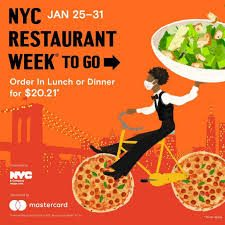 NYC Restaurant Week To Go